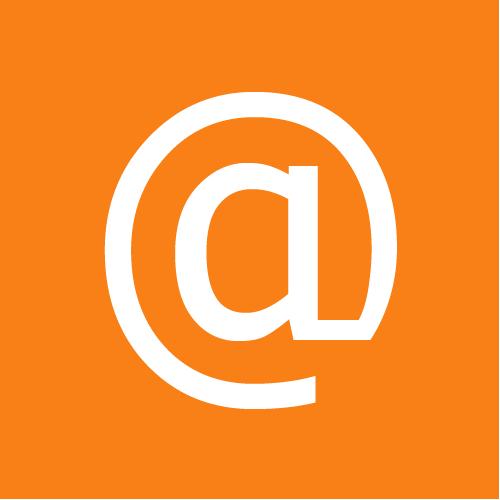 Orange mail